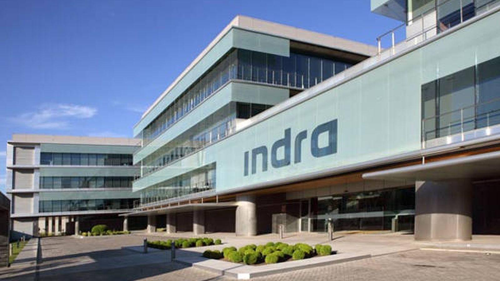 Foto: Oficinas centrales de Indra en Madrid. (Indra)