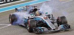 Post de Bottas gana en Abu Dabi con Alonso noveno en la despedida del calvario