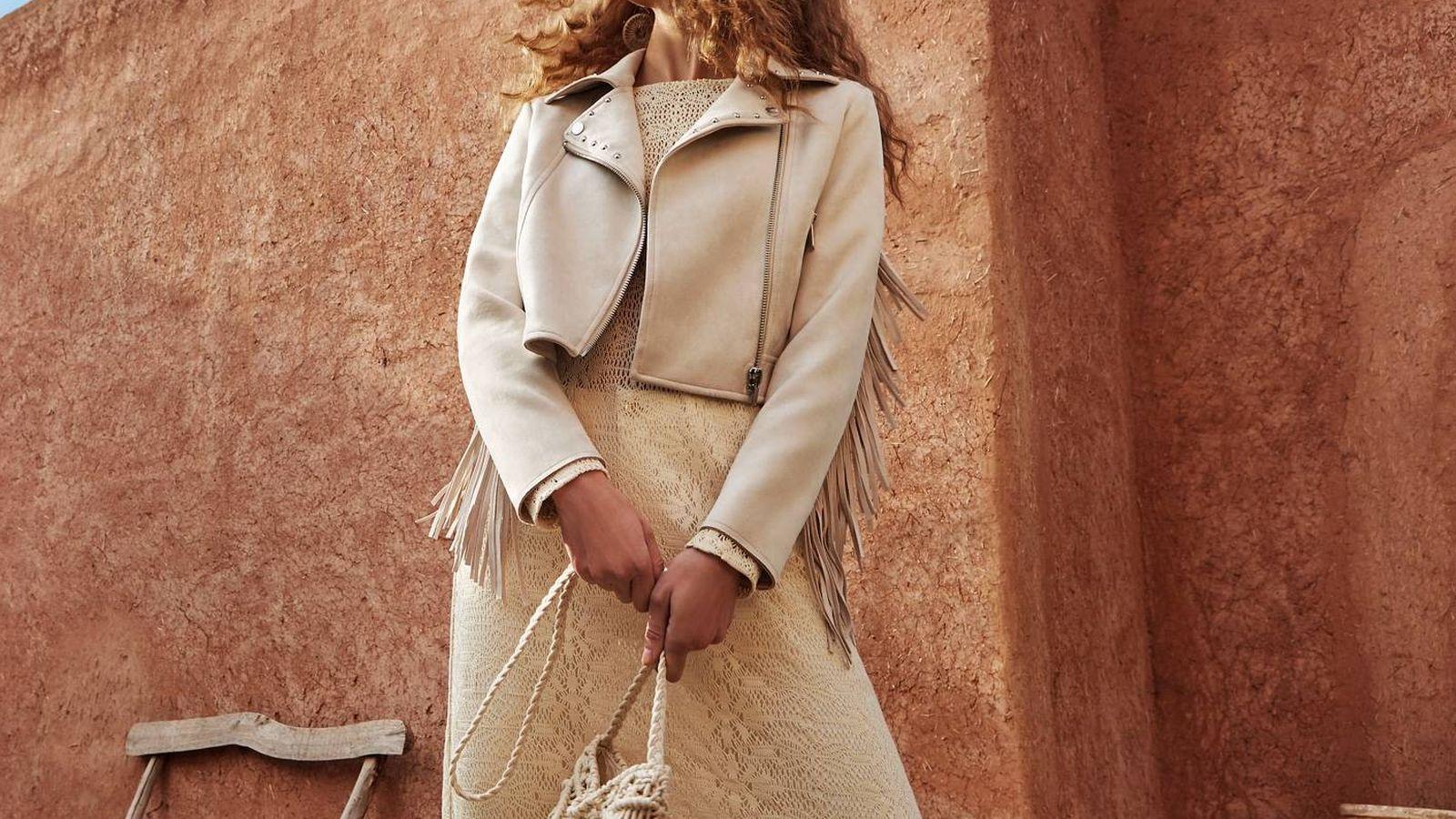 Foto:  El estilo Wild West marcará tus looks de entretiempo. (Cortesia Stradivarius)
