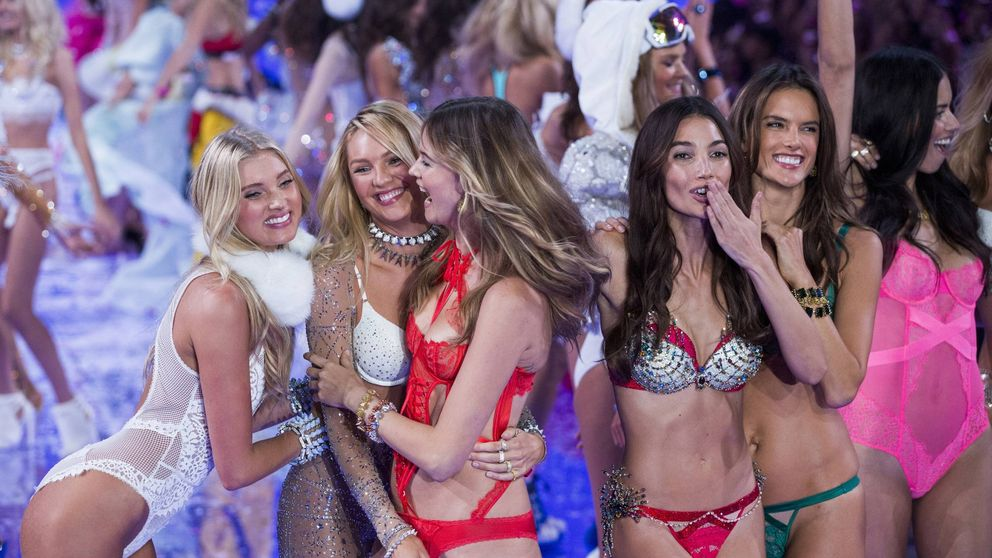Las dietas secretas de los ángeles de Victoria's Secret