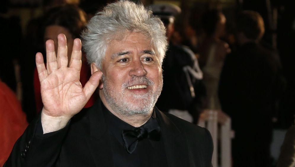 Foto: Proyección de la película julieta en la 69 versión del festival de cine de cannes