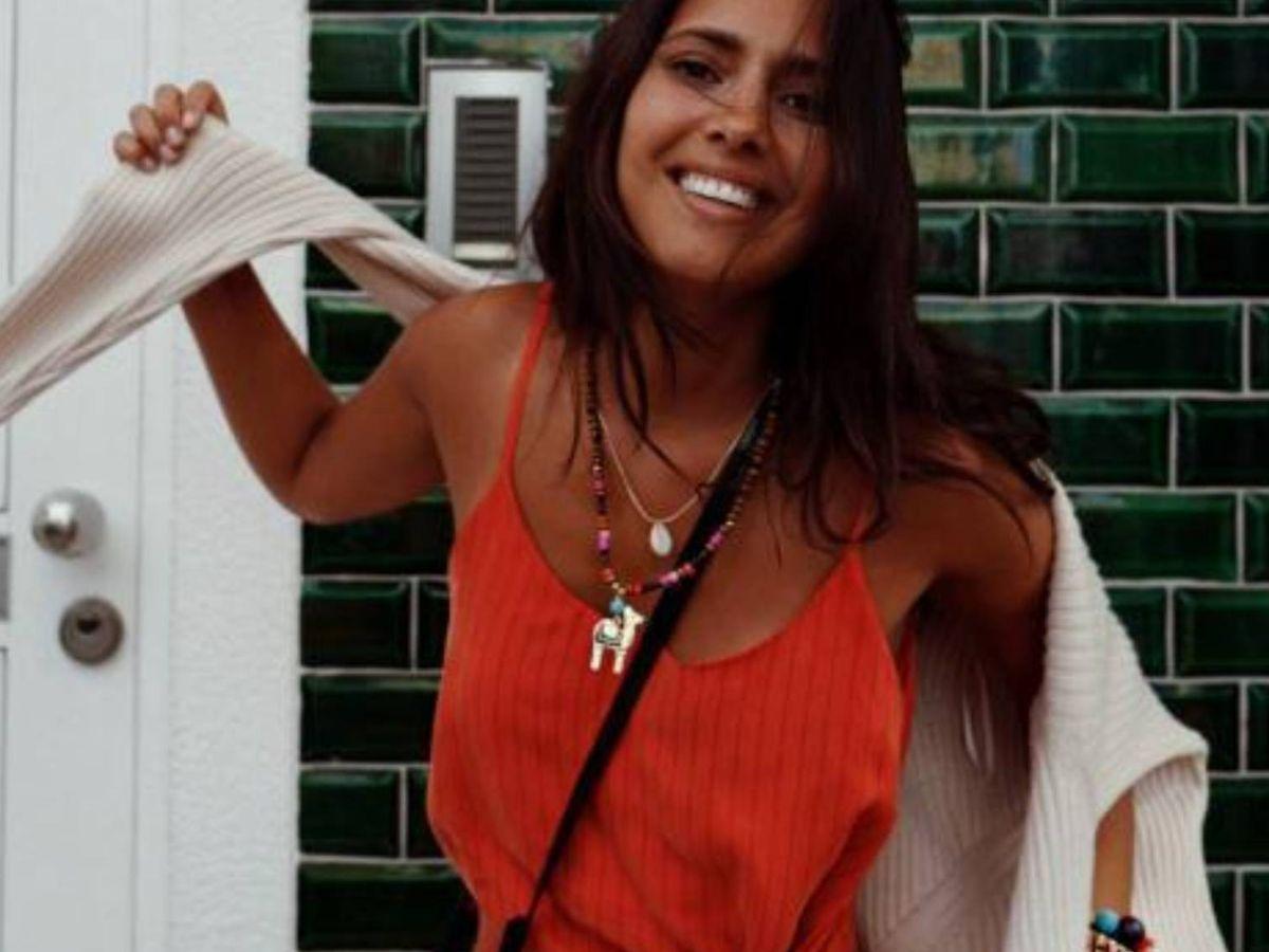 Foto: La influencer Anita da Costa no se resiste a las ofertas de Parfois. (Instagram @parfois)