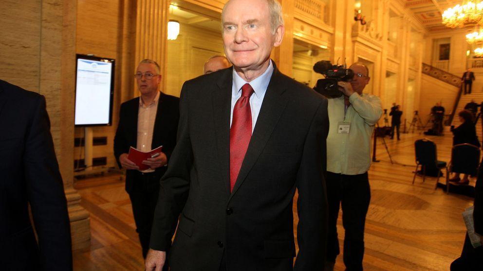 McGuinness deja huérfano al Sinn Fein en un momento clave en Irlanda del Norte
