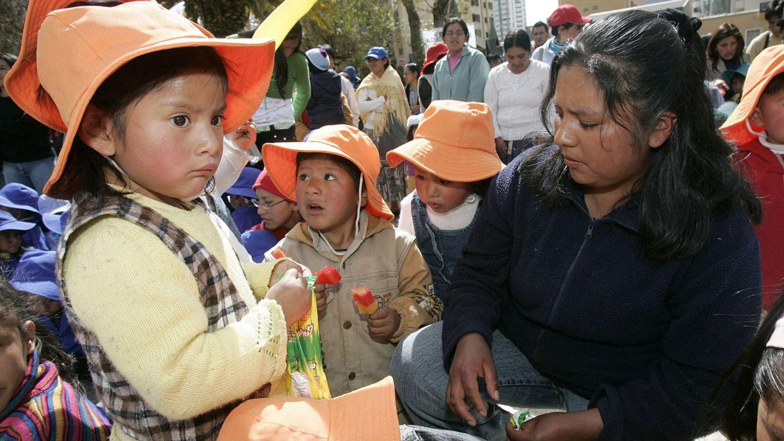 Foto: Aldeas Infantiles, premio Princesa de Asturias de la Concordia. (Efe)