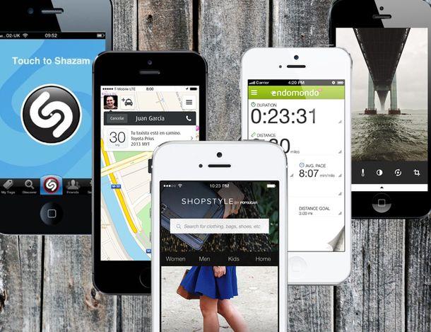 Foto: Cinco 'apps' que te harán la vida más fácil