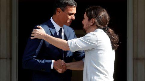 Iglesias habla con Sánchez para pedirle la dimisión de la ministra Delgado