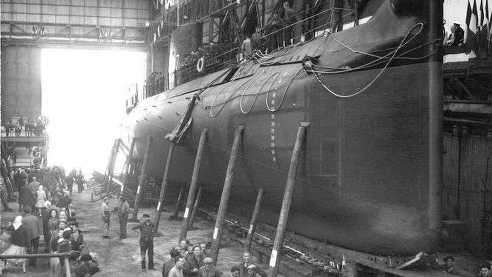 Francia encuentra un submarino perdido desde hace 50 años