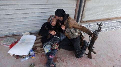 La ciudad kurda de Afrín, en manos del ejército turco