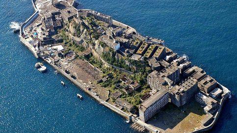 Así es Hashima, la isla fantasma de Japón: una ciudad sin vida en mitad del Pacífico