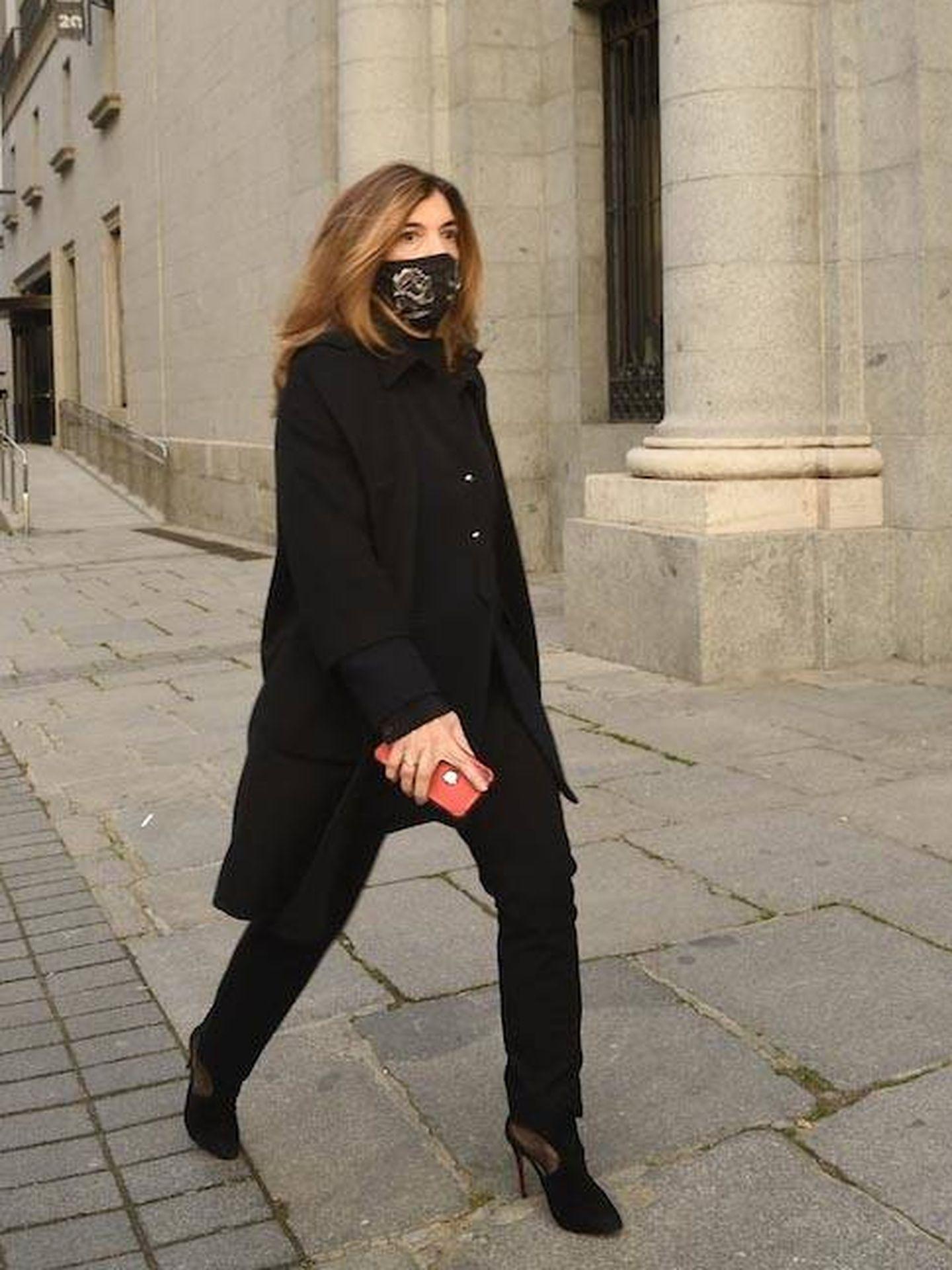 Xandra Falcó. (Limited Pictures)