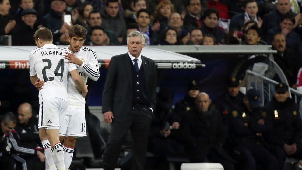 La Real, la primera de la fila para repescar a Illarramendi cuando salga del Real Madrid