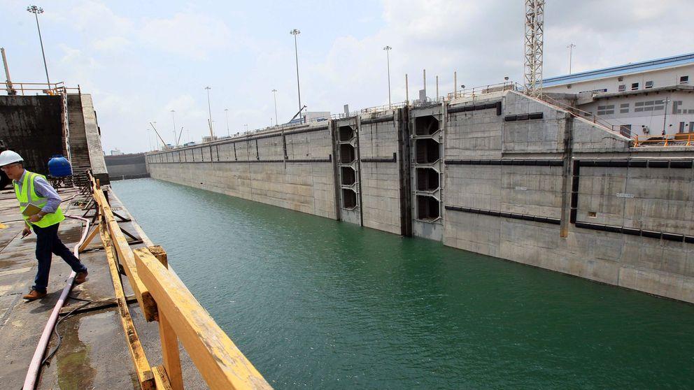 La ampliación del Canal de Panamá entra en fase de pruebas