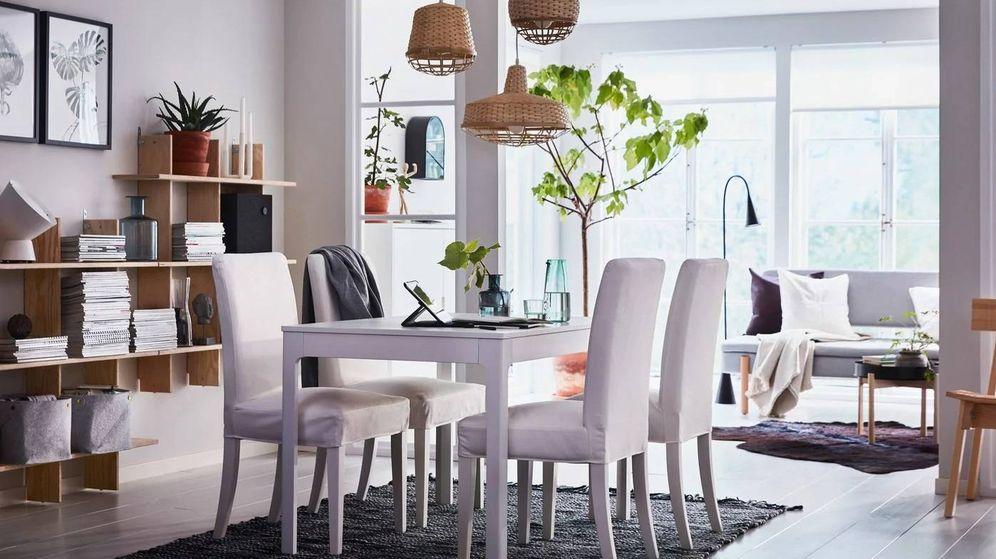 Foto: Con Ikea puedes conseguir el mejor comedor. (Cortesía)
