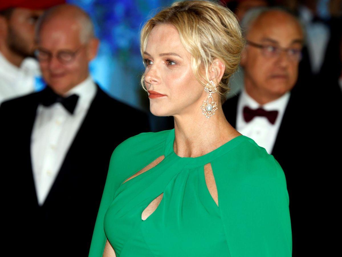Foto: La princesa Charlène, en una imagen de archivo. (EFE)