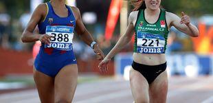 Post de Jaël Bestué, la estudiante de medicina que agita el atletismo español con 17 años