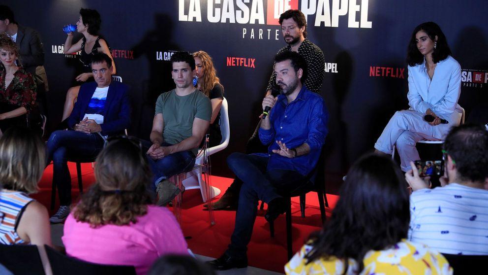 Netflix anuncia que 'La casa de papel' tendrá una cuarta temporada