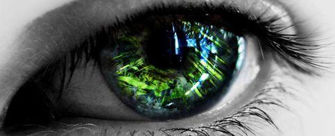 Foto: Hewlett Packard muestra una tecnología para ver en 3D sin gafas