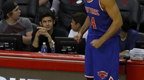 Un brutal Hernangómez da a los Knicks el triunfo del primer derbi neoyorquino