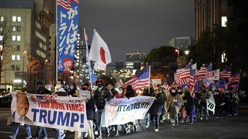 Marchas pro-Trump en Tokio: ¿es Japón su último reducto internacional?