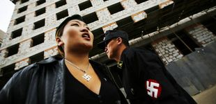 Post de Nazis en Mongolia: los hijos de Gengis Khan que admiran a Franco