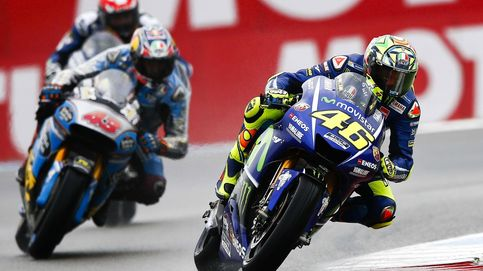 Rossi gana más de un año después y Dovizioso se pone líder del mundial