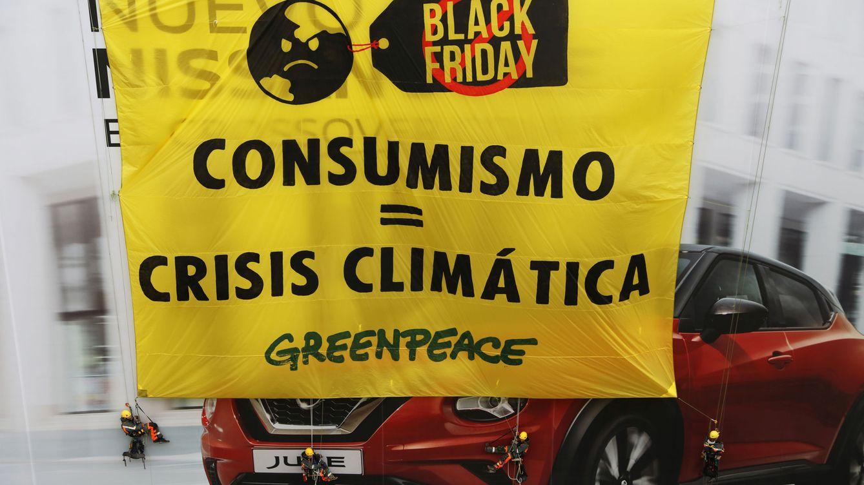 Protestas contra el Black Friday