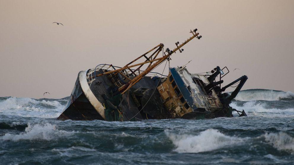 La increíble historia del náufrago atrapado en un barco durante 3 días
