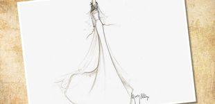 Post de El sorprendente primer vestido de novia de Sandra Gago