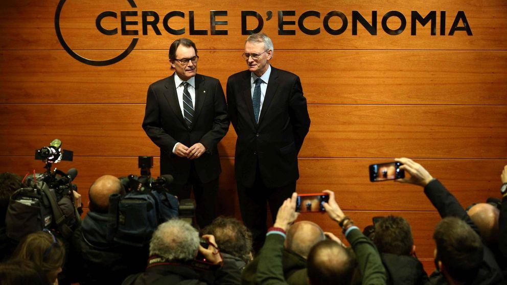 Empresarios catalanes lanzan un 'lobby' para arrinconar al Círculo de Economía