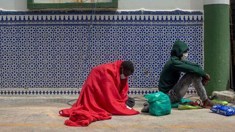 La otra crisis con la que lidia Ceuta: un tercio de los casos de covid son de población inmigrante en acogida