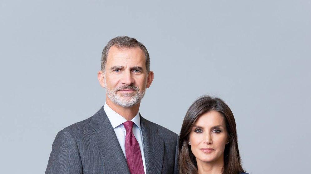 Foto: Los reyes Felipe y Letizia. (Estela de Castro / Casa Real)