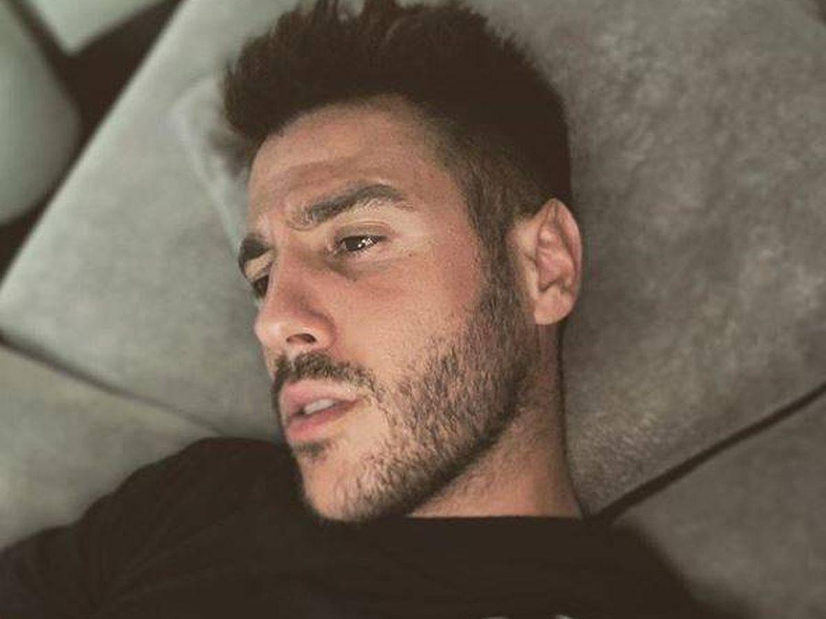 Foto: El cantante Antonio José. (Instagram)