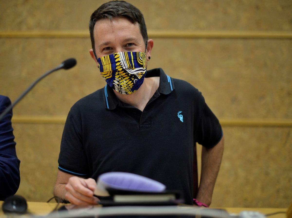Foto: El exvicepresidente segundo del Gobierno y fundador de Podemos, Pablo Iglesias. (EFE)