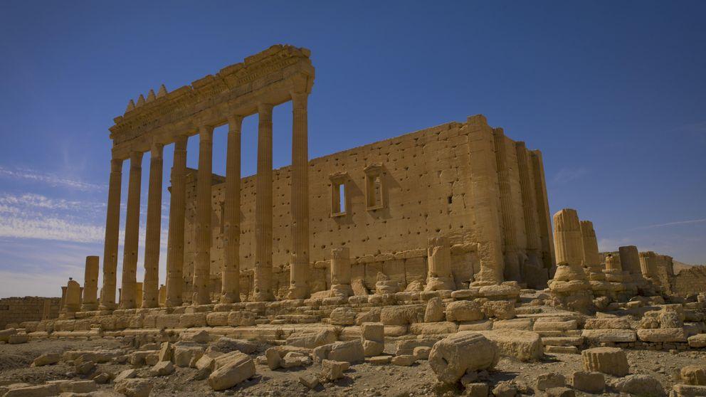 La histórica ciudad de Palmira, en peligro ante el avance de Estado Islámico