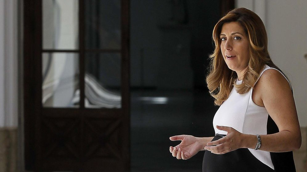 Foto: La presidenta de Andalucía, Susana Díaz. (EFE)