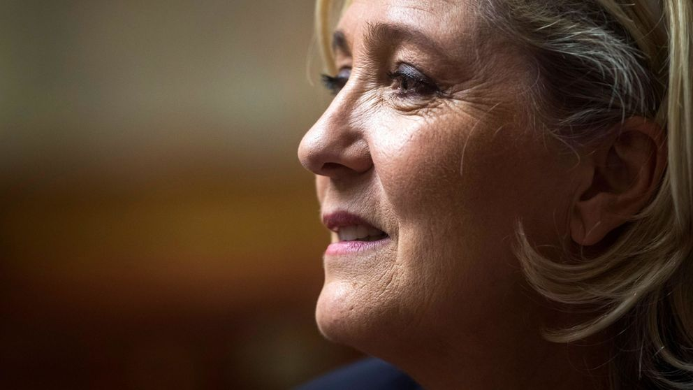 Marine Le Pen felicita a Vox por un resultado significativo en Andalucía