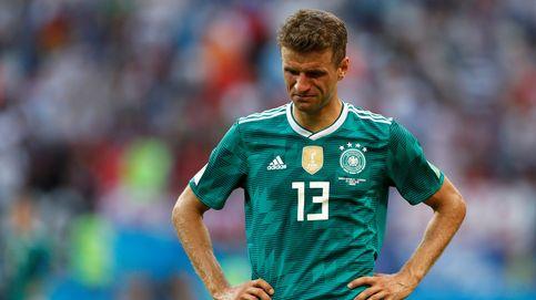 Alemania da la sopresa más grande posible: el campeón está fuera del Mundial