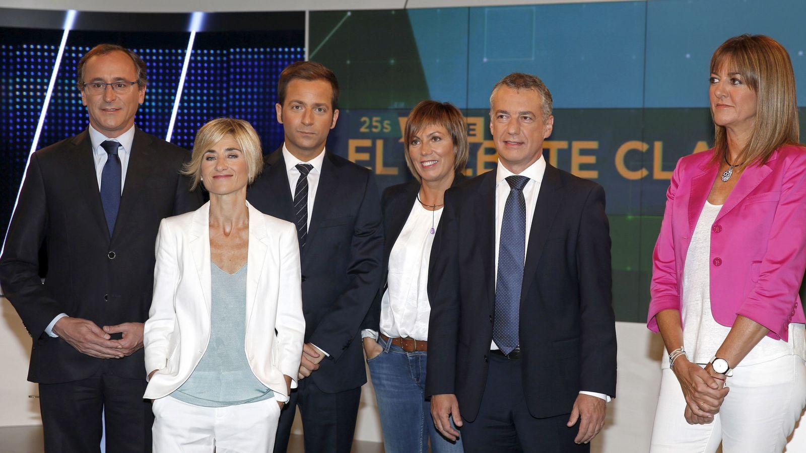 Foto: Debate electoral. (Efe)