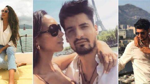 De París a Montecarlo: las vacaciones del amigo lotero de Froilán y la hija de Encarna Salazar