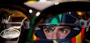 Post de Día para olvidar de Renault y error de Sainz en su mejor momento