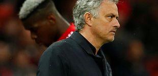 Post de Nuevo enganchón entre Mourinho y Pogba en el entrenamiento del United