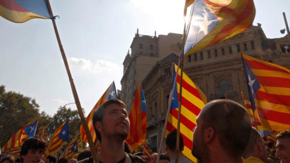 """""""La 'cuestión catalana' no es un artificio de políticos para tapar asuntos más graves"""""""
