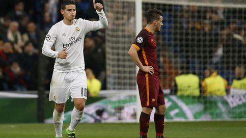 Un Balón de Oro de James le costaría al Madrid 10 millones de euros más
