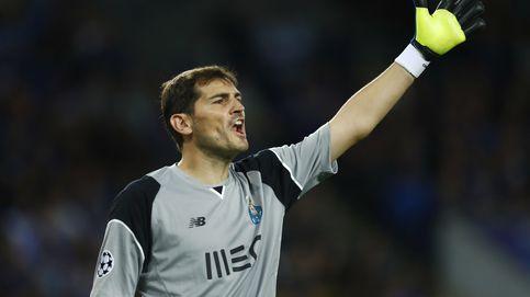 Iker Casillas está 'atrapado' en el Oporto a la espera de una buena oferta
