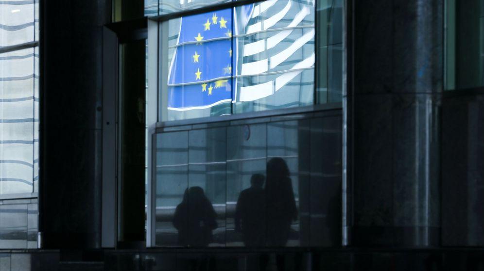 Foto: Parlamento Europeo en Bruselas