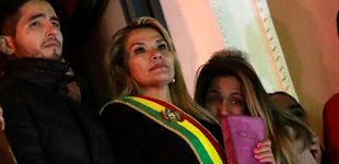 Post de La senadora opositora Jeanine Áñez asume la presidencia interina de Bolivia
