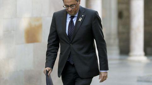 Torra: la deriva represiva del PSOE frena una solución democrática en Cataluña
