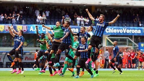 El Inter, líder con el mínimo esfuerzo: seis goles para ganar cinco partidos