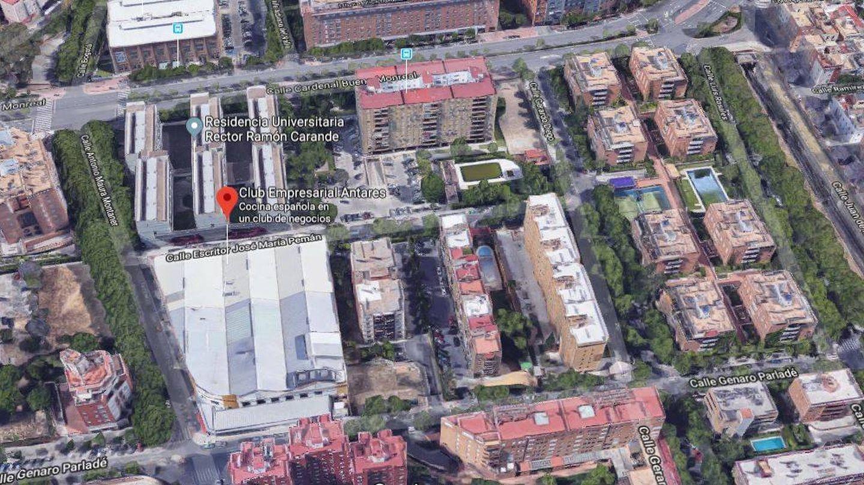 Club Antares (Sevilla).