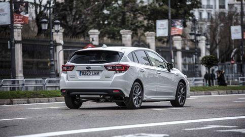 Nuevo Subaru Impreza un urbano 4x4 con su  etiqueta eco